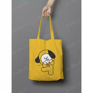 Tote Bag chimmy yellow