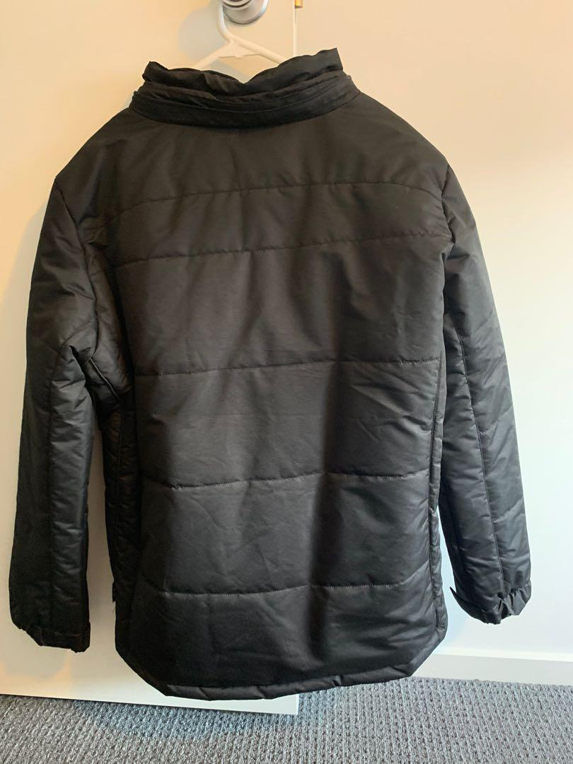 37 Degrees South Women's Snow Jacket Black Size 16
