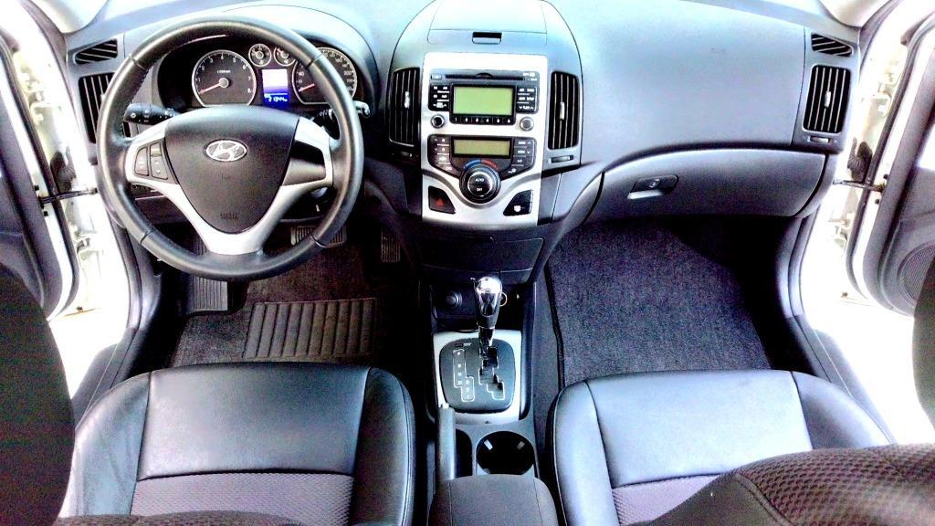 認證車 2013年 1.6 白色 i30 只跑2萬公里 一手車 全車原鈑件 恒溫 雙安 行車紀錄器 方向盤音響控制鍵 電動收摺後照鏡