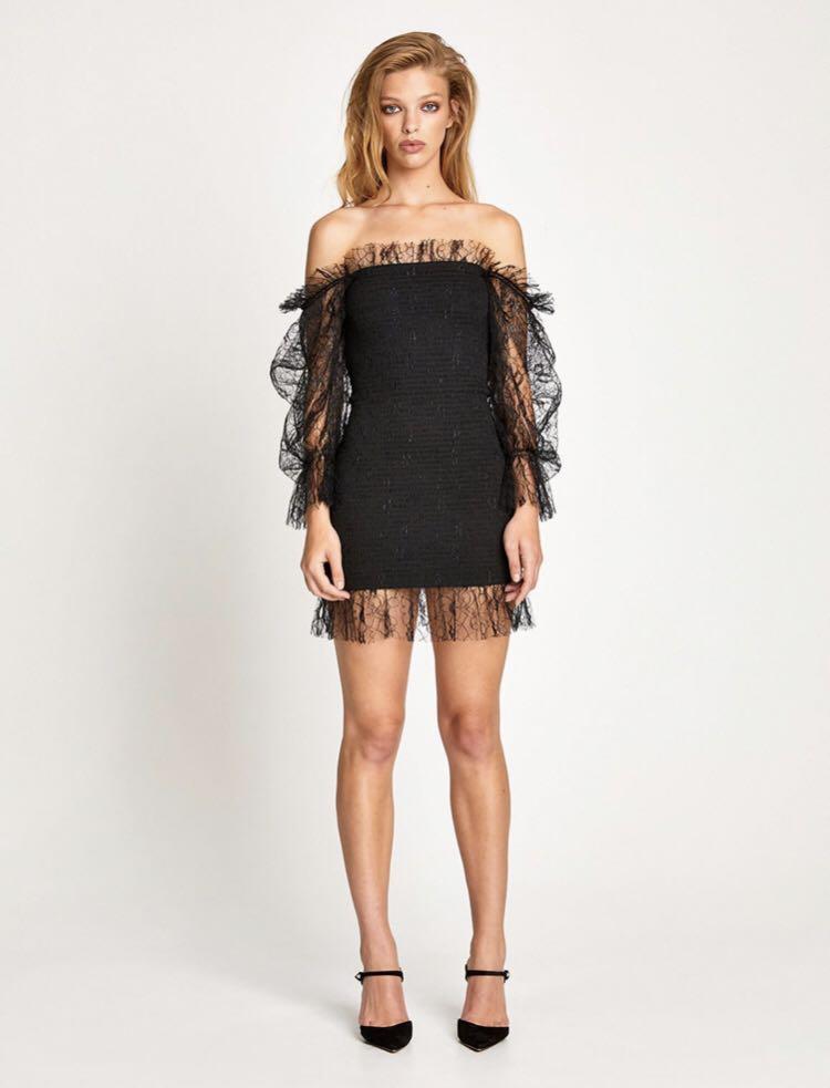 Alice McCall After Dark mini dress (RRP$345) 14 NWT