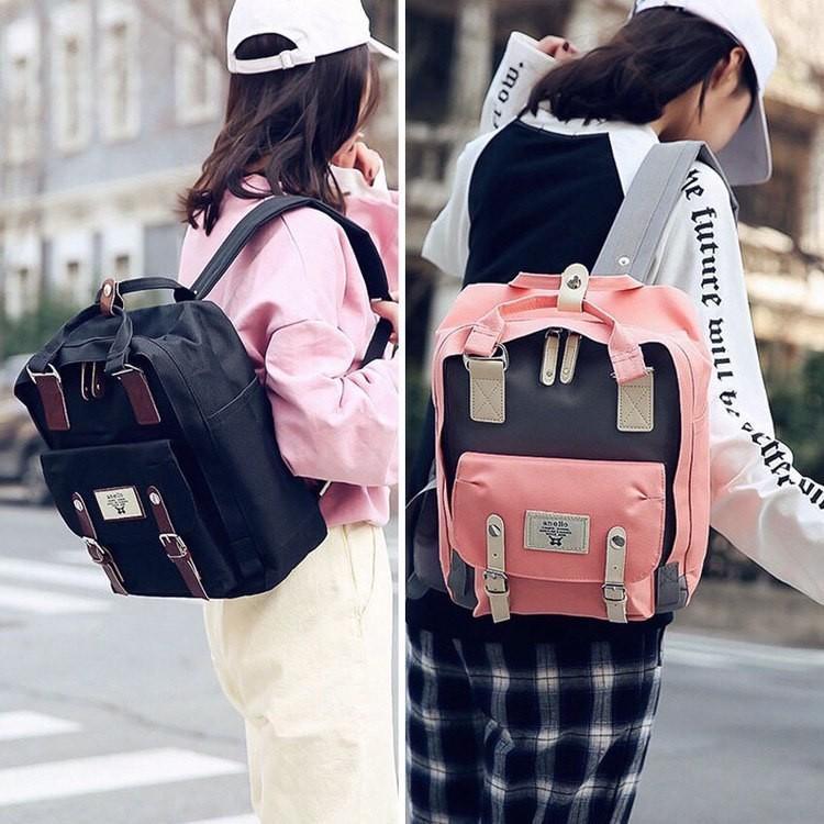 Anello backpack Herschel backpack Korean College School Backpack (postage included)