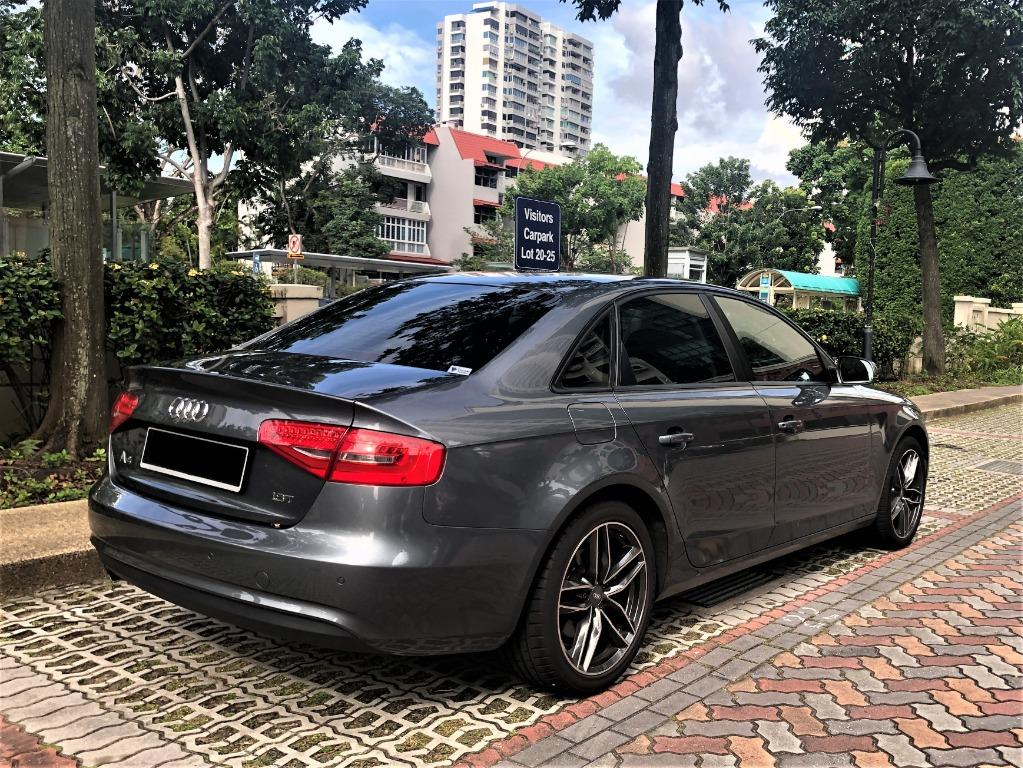 Audi A4 Sedan 1.8 TFSI MU  Auto