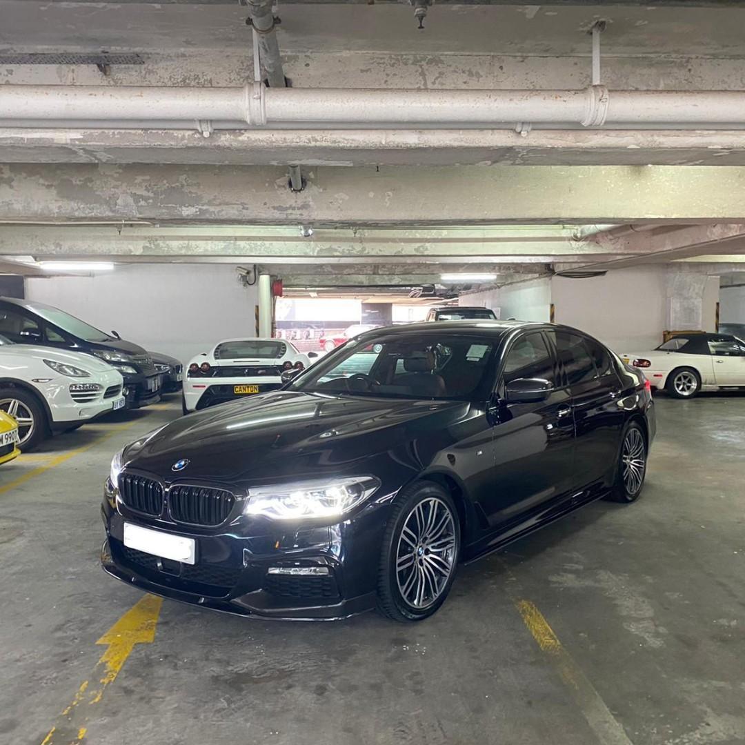 BMW 540i M Sport (A)