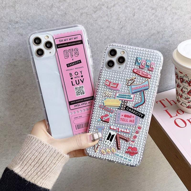 Bts x casetify unofficial phone case for android / iphone