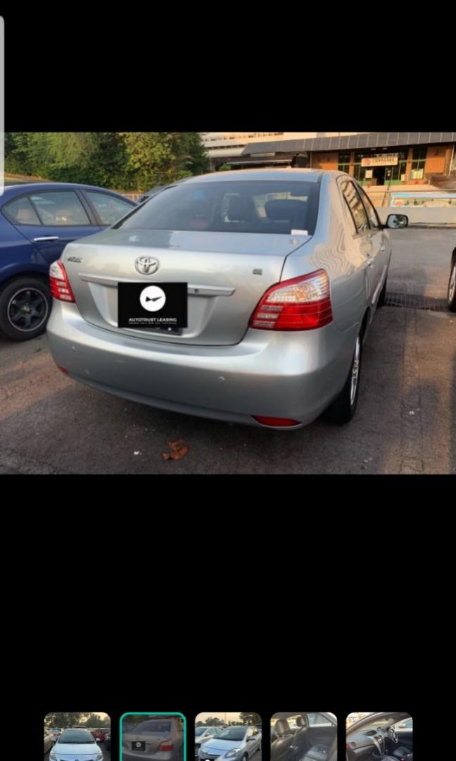 Cheap Toyota vios for phv/personal