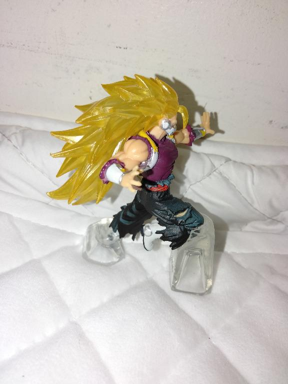 DragonBall Z  Super Saiyan 3 Cumber BANDAI Battle Figure Series