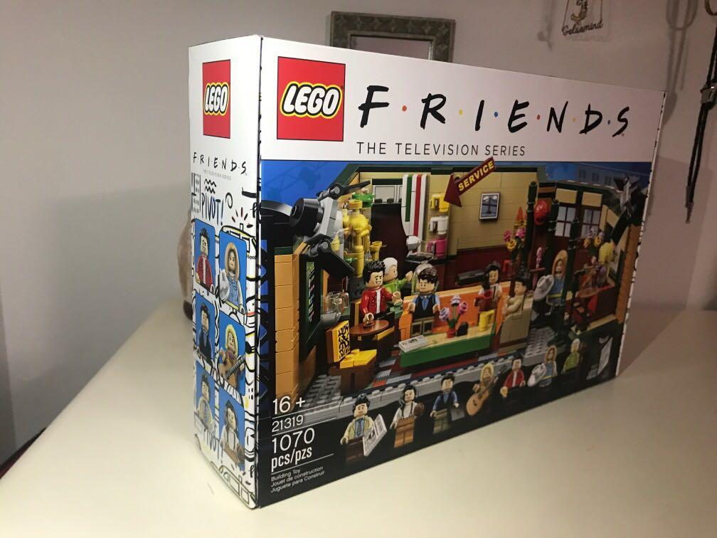 FRIENDS Limited Edition Lego Set - 1070 pcs - never opened