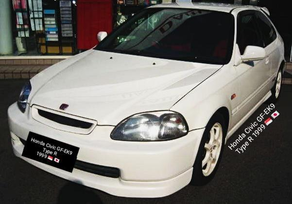 Honda Civic GF ( EK9  ) Type R 🇸🇬