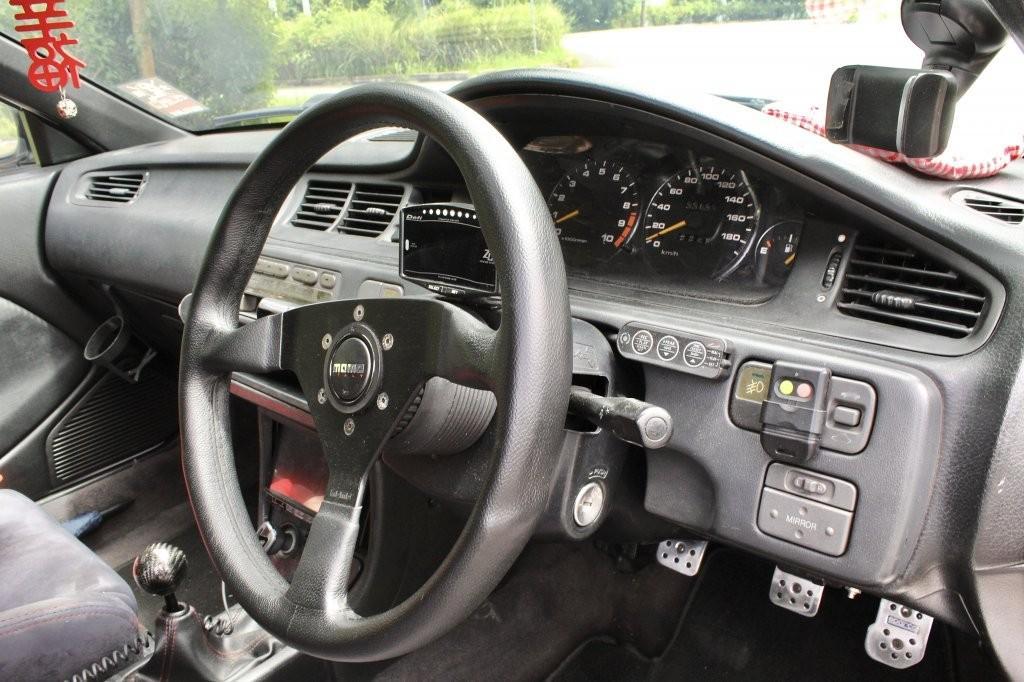 Honda Civic VTI EG6 Manual