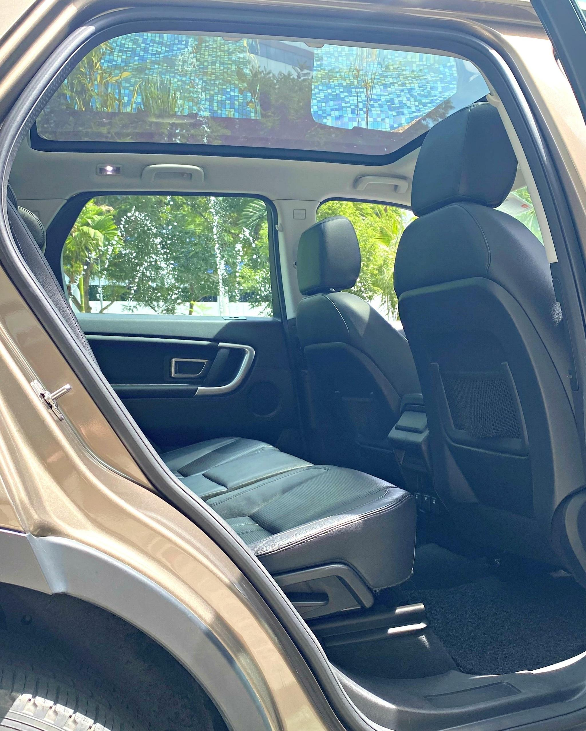 LAND ROVER DISCOVERY SPORT 2.0 SI4 HSE 7STR S