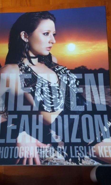 Leah Dizon 3本絕版寫真