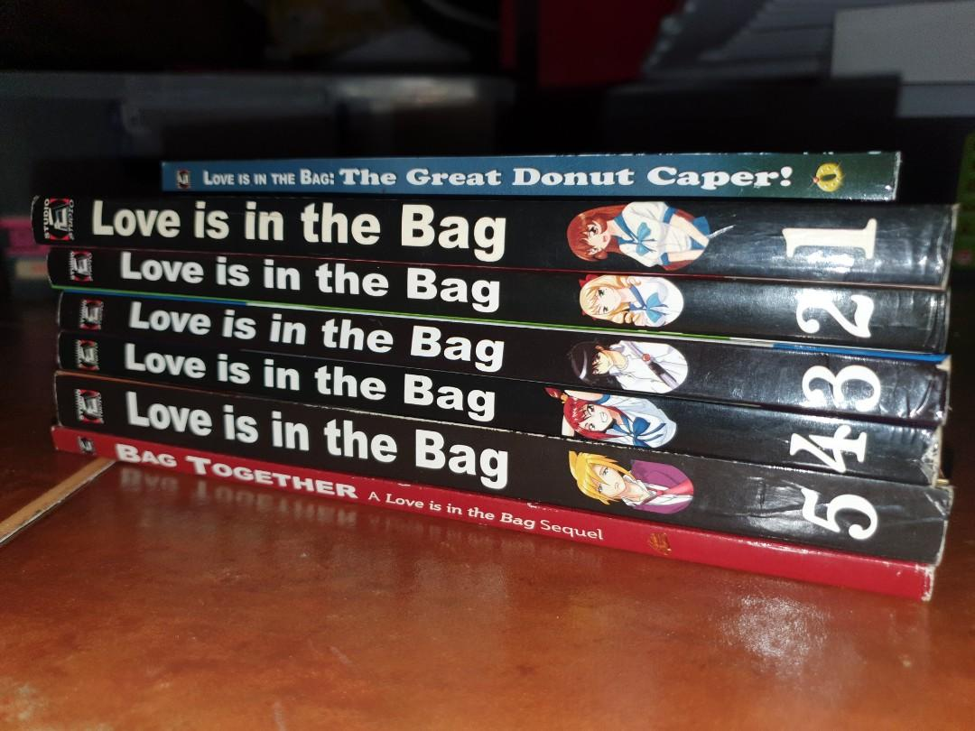 Love is in the Bag Series (1-5) + Bag Together and The Great Donut Caper!