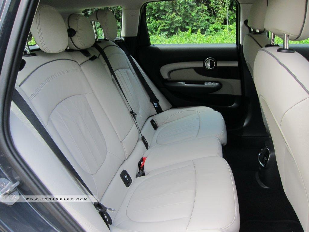 MINI Cooper S Clubman Auto
