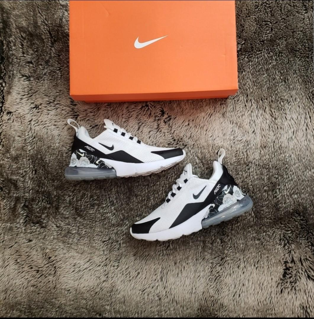 Nike Air Max 270 Peony Limited Edition in womens sizing (US 7 / Euro 37)