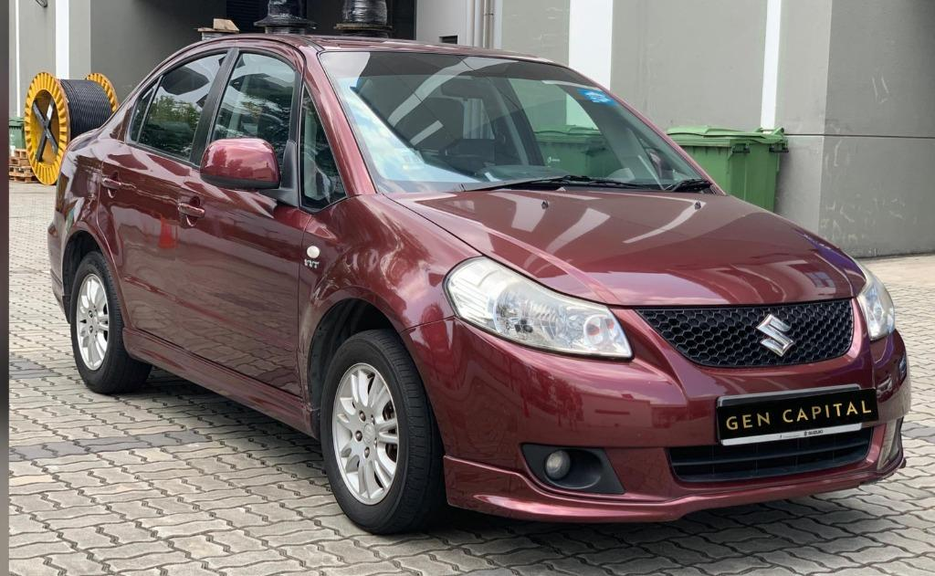 Suzuki SX4 @ Many other models available, comfortable rates!