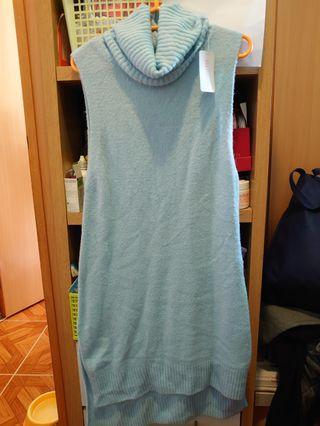 Sixty eight 女裝粉藍色長裙