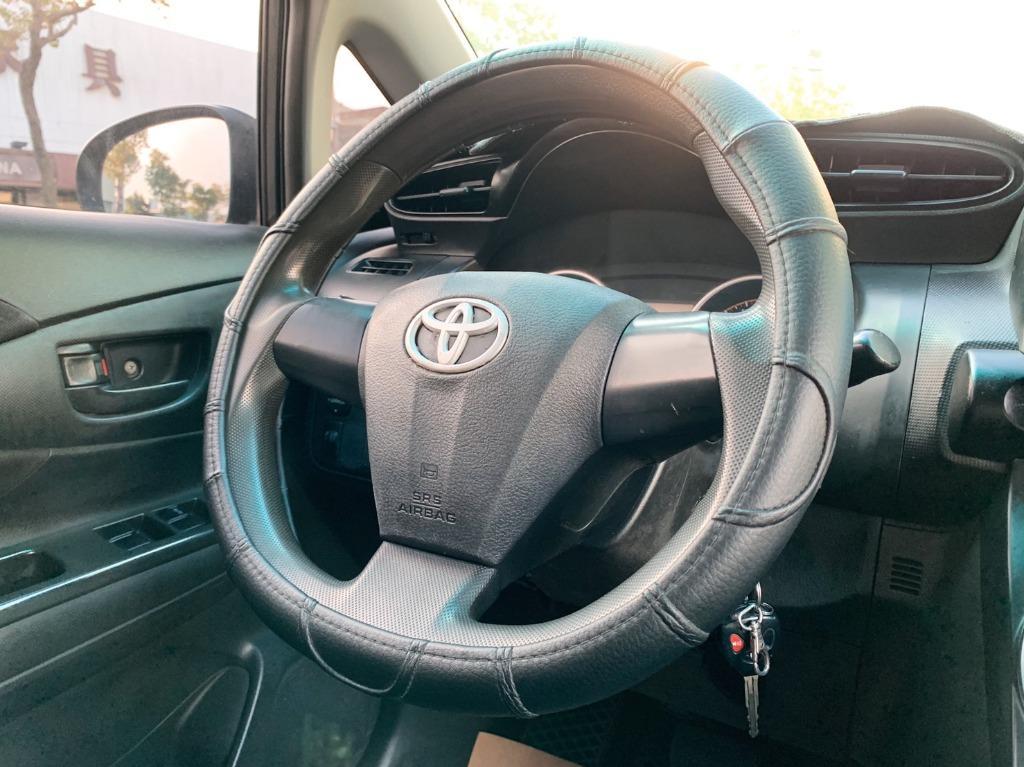 正2011年 最新款Toyota Wish 2.0E高階皮椅版