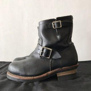 Sepatu redwing 2976 engineer boot size 38