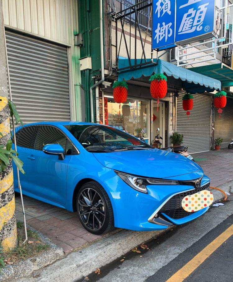 自售 Toyota豐田auris旗艦版
