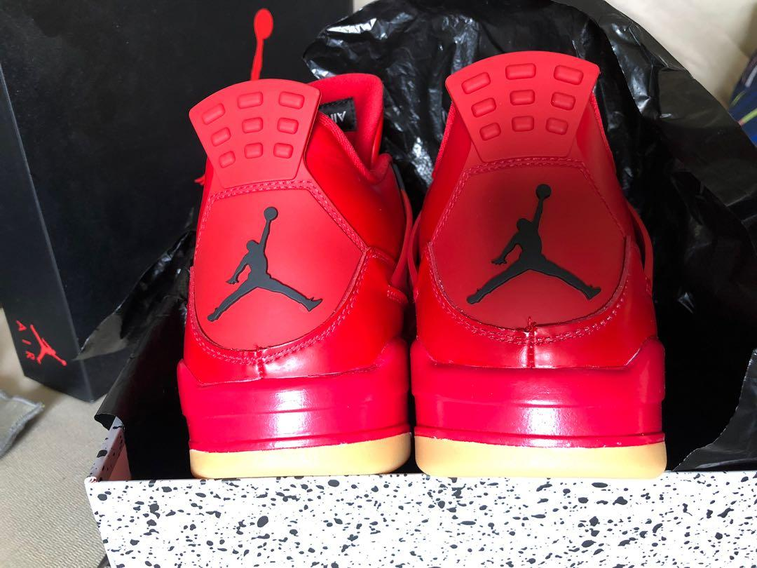 Air Jordan 4 Retro NRG Singles Day (2018) 11W 9.5M US - DS