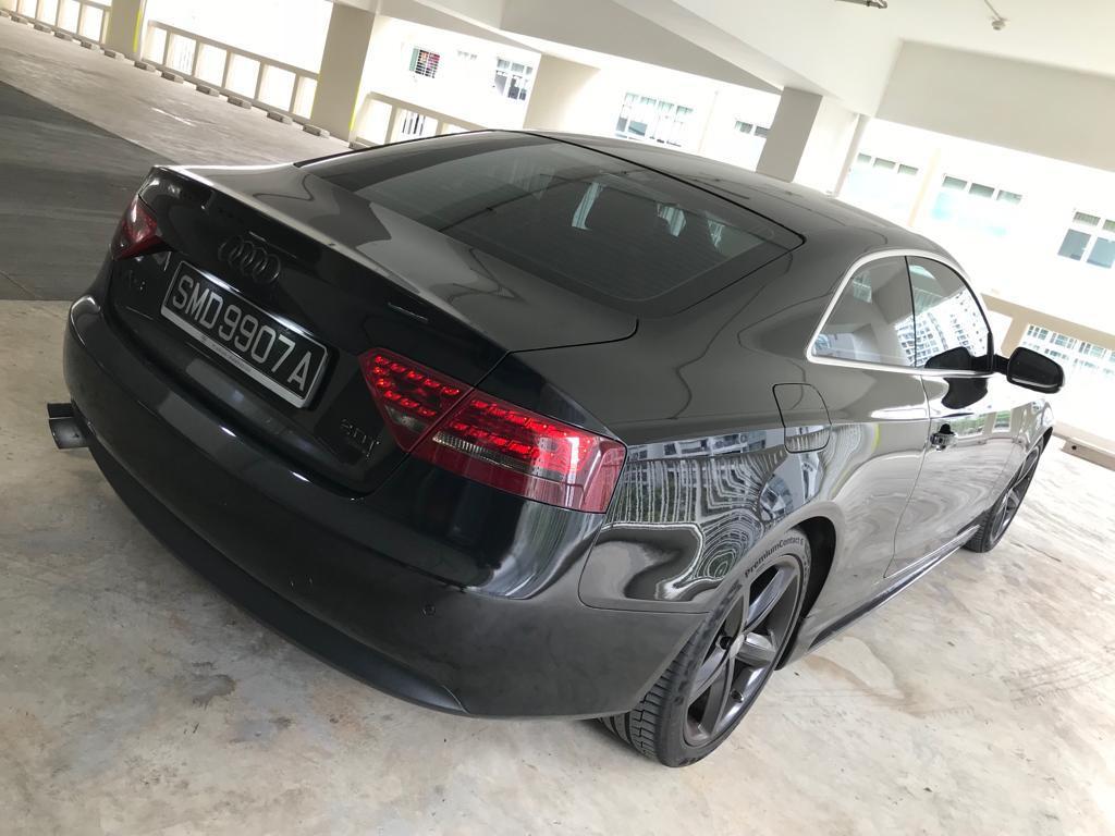 Audi A5 Sportback 3.0 Auto TFSI Quattro S-tronic