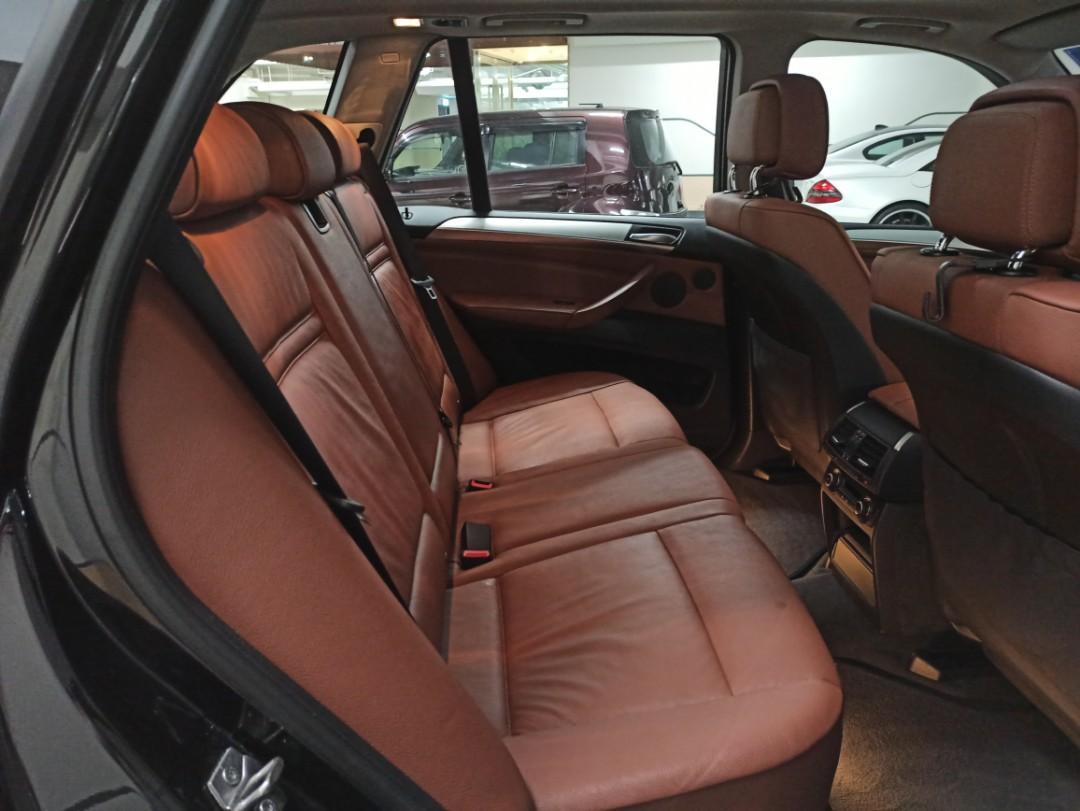 BMW X5 XDRIVE35iA 2013
