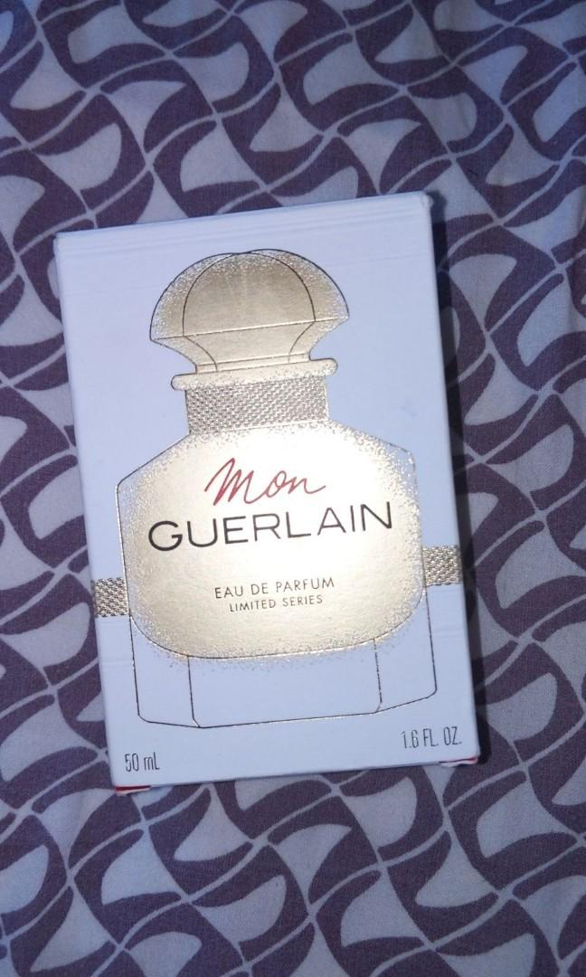 REDUCED brand new Mon Guerlain perfume (Limited Series)