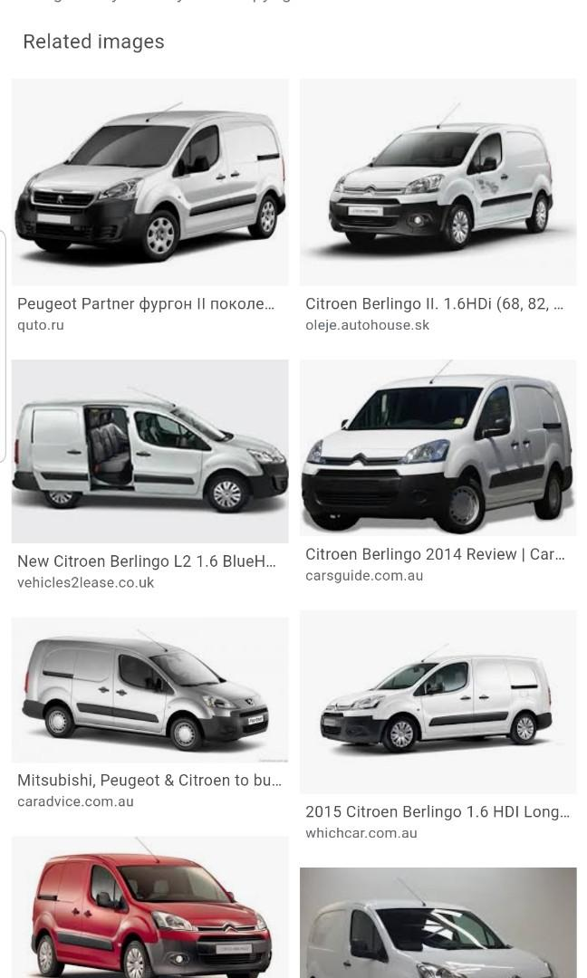 Cheaper than market price !! Peugeot Berlingo For Rent Year 2016 Model.