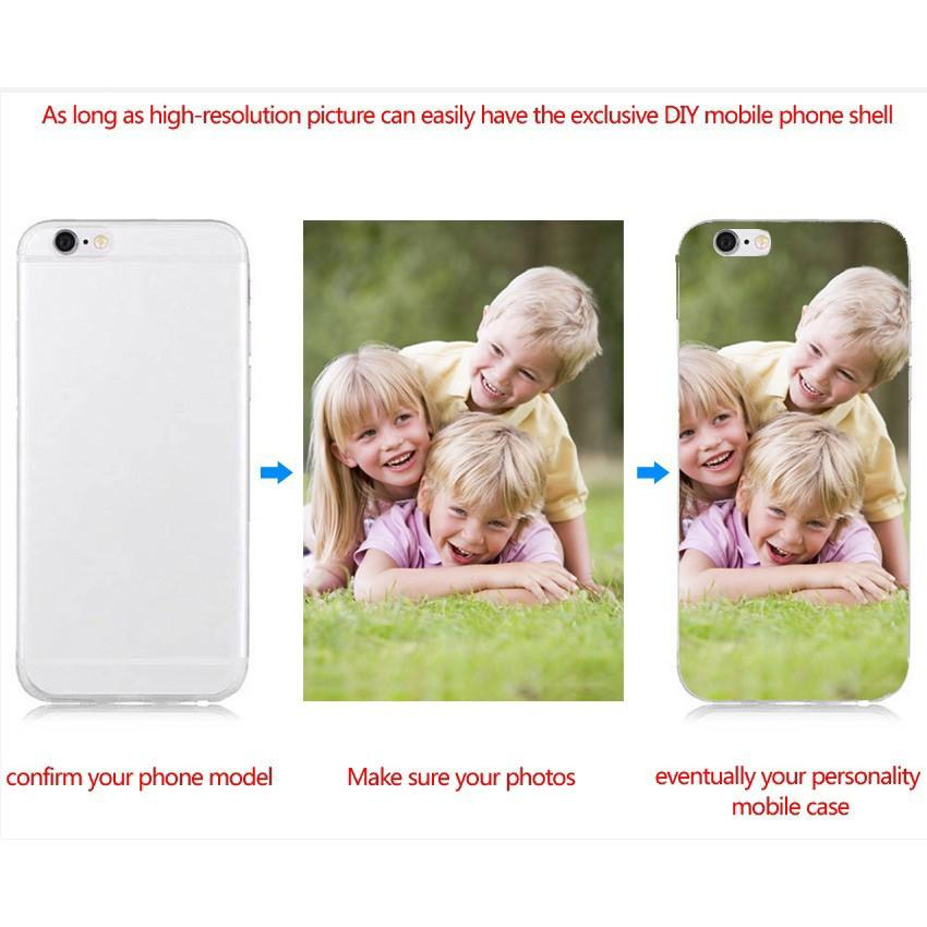 Customized Diy Phone Case Printed Soft Cover Mobile Phones