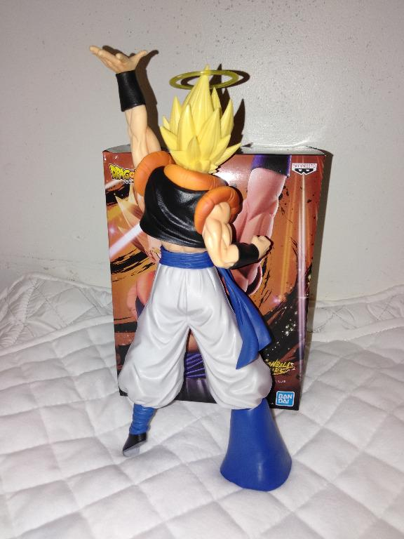 Dragonball Z Banpresto Gogeta Figure 23cm (With Box)