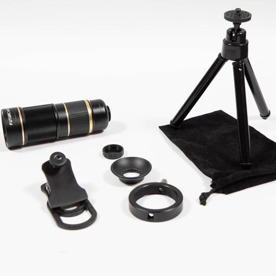 Future lab 手機觀星攝影鏡  拆開僅測試功能  原價1200