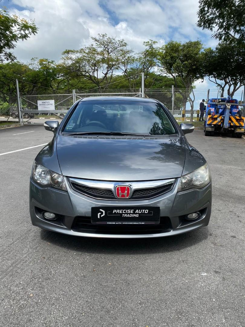 Honda Civic 1.8 VTI (M)