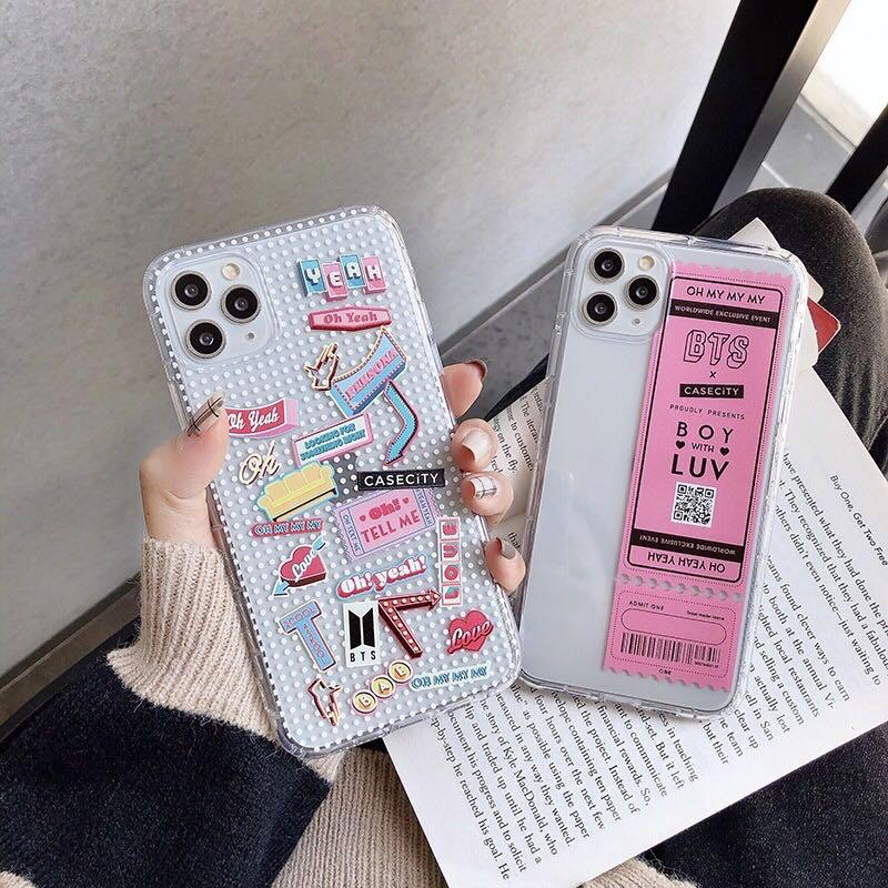 [Interest Check]BTS x Casetify Unofficial iPhone Case