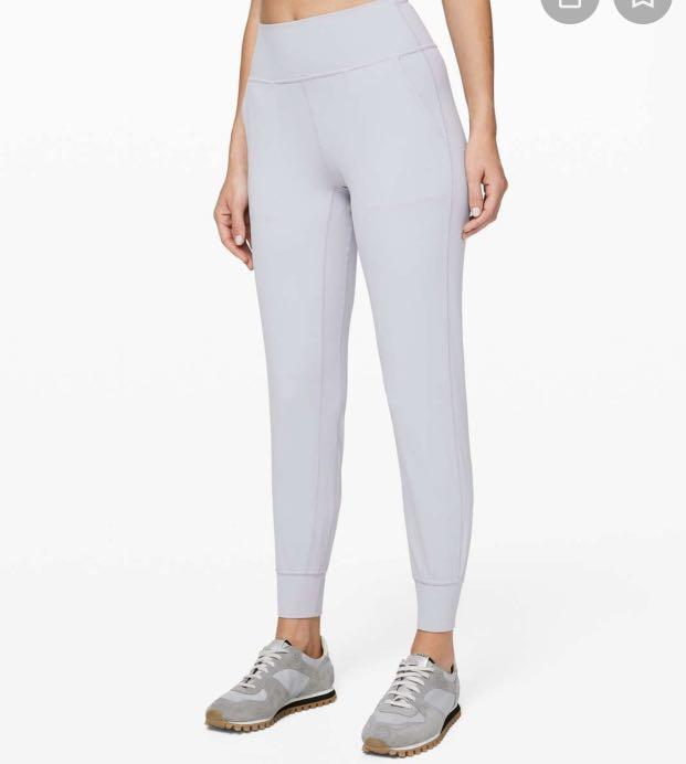 LOOKING FOR LULULEMON ALIGN JOGGER SILVER LILIAC SIZE4-6