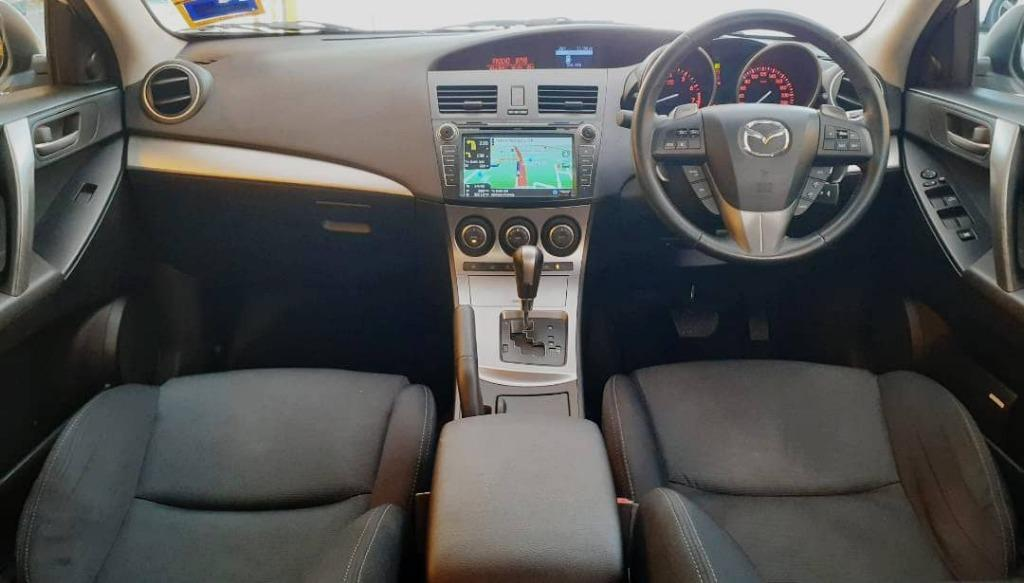MAZDA 3 2.0 (A) GLS SPORT ACTIVEMATIC !! SEDAN !! LIMITED EDITION !! NEW FACELIFT !! PREMIUM HIGH SPECS !! ( WXX 2881 ) 1 CAREFUL OWNER !!