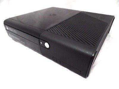 MICROSOFT XBOX 360 E (MODEL: 1538) BLACK CONSOLE, 320GB