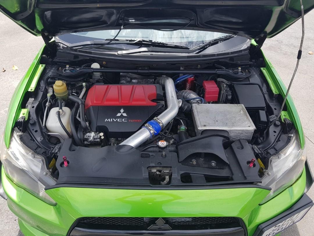 Mitsubishi Lancer EVOLUTION 10 GSR SST (Coe Till 11/2028) Auto