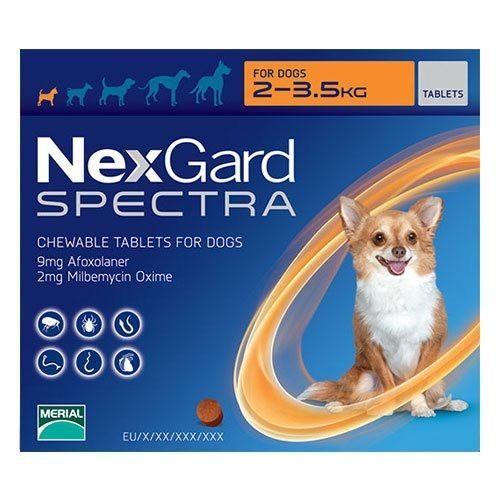 Nexgard Spectra, Pet Supplies, Homes & Other Pet