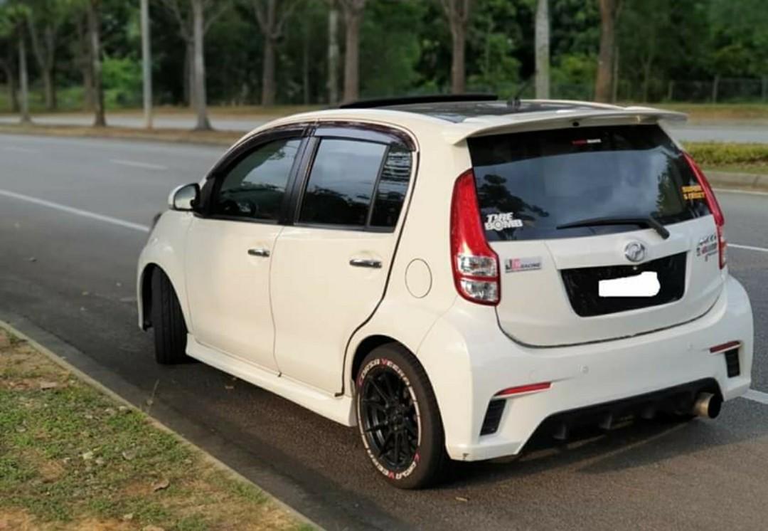 Perodua Myvi 1.5 3sz 2013 manual - SUNROOF direct owner