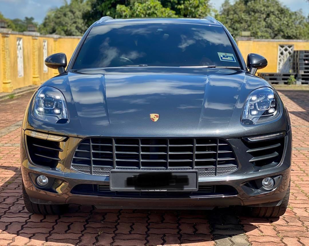 PORSCHE MACAN BRAND NEW YEAR 2018 2.0 TURBOCHARGED PETROL ENGINE (252HP/370NM)