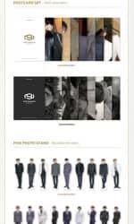 SF9 - VOL.1 [FIRST COLLECTION] (GOLDEN RATED Ver. + BLACK RATED Ver. = 2종 발송)