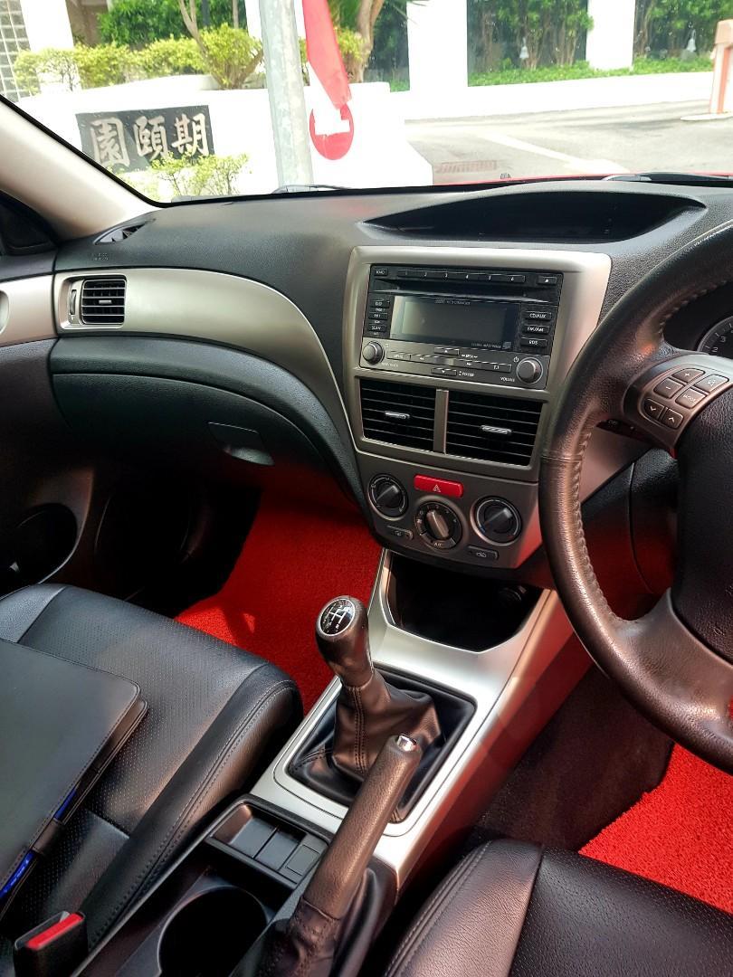 Subaru Impreza 1.5 R 5-Dr (M)