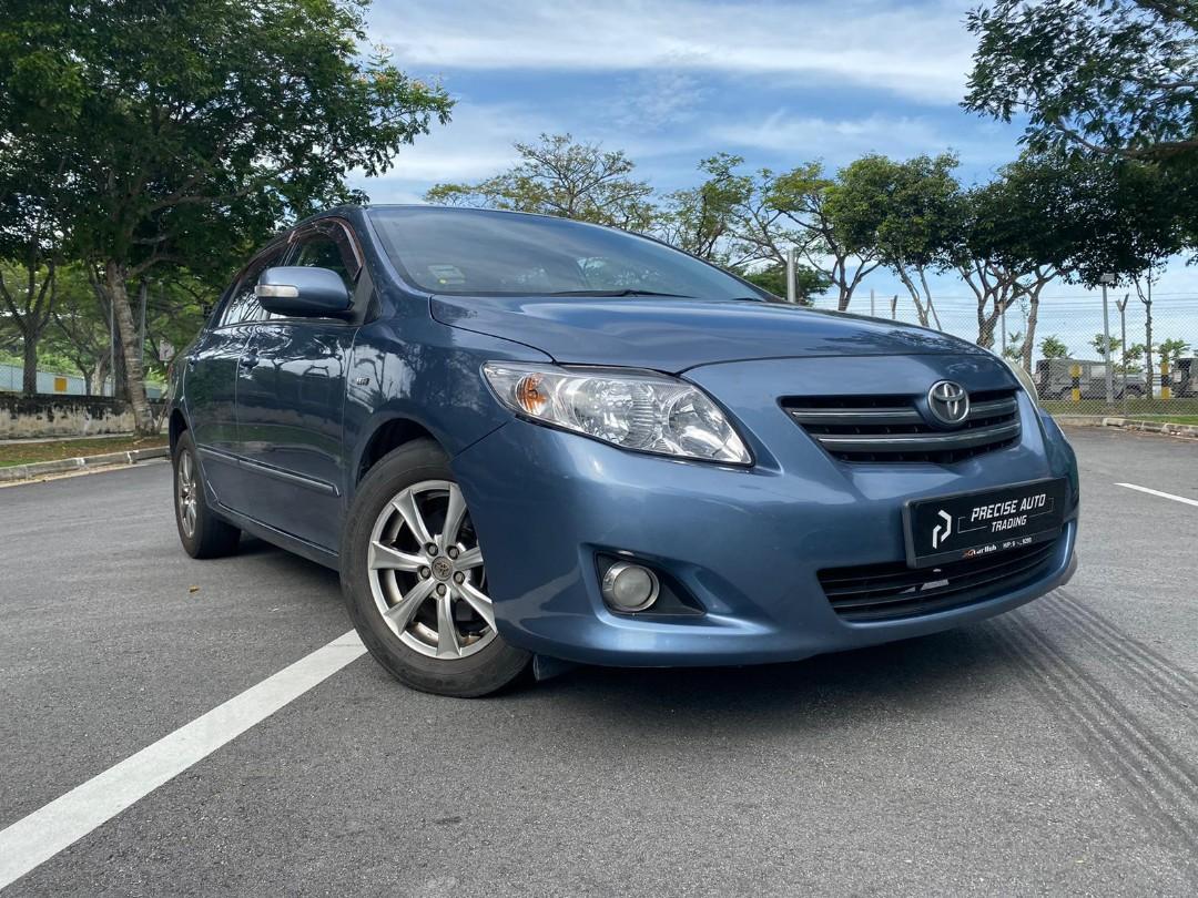 Toyota Corolla Altis 1.6 (A)
