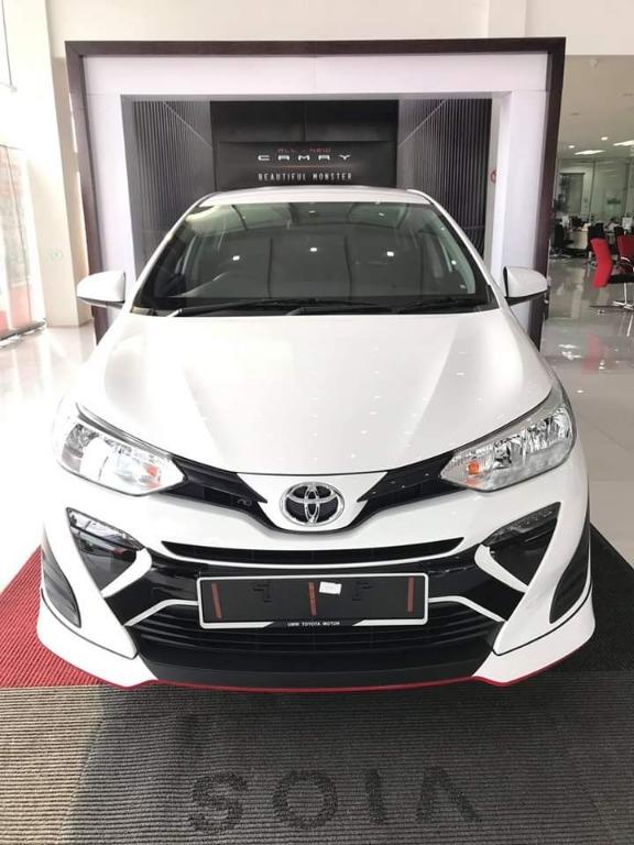 Toyota Vios 1.5 Bulanan Dari RM588 toyota capital plan