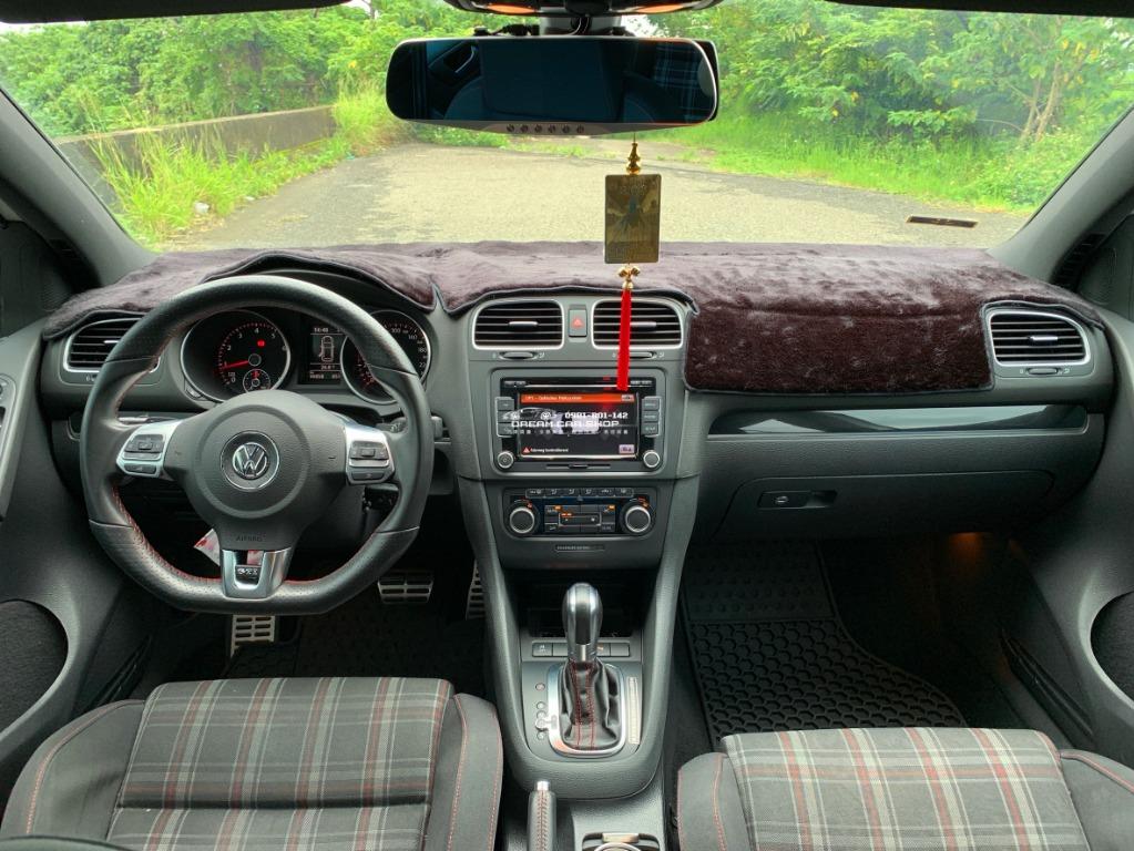 Volkswagen Golf Gti 2012年 2.0L