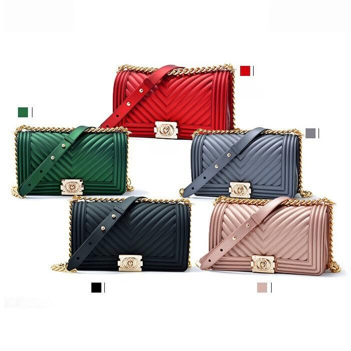 Woman Fashion Channel Sling Bag Korean Cross shoulder Bag (include postage)