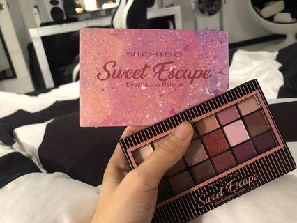 Nichido Sweet Escape Eyeshadow Palette
