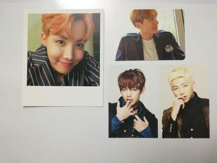 [WTS] BTS PHOTOCARDS