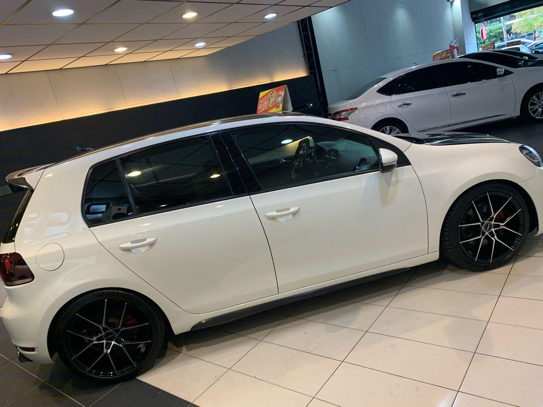 2011 Volkswagen Golf GTI 5D 白 新車價$143.8萬