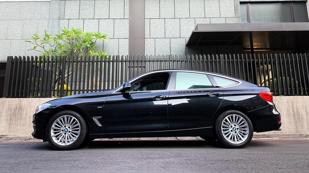 2013年 BMW 320GT 總代理